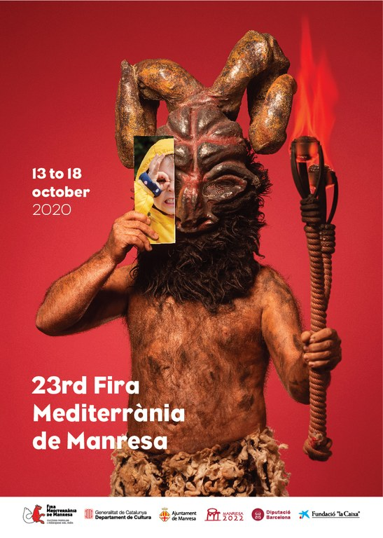 Poster of the 23rd Fira Mediterrània Manresa · Popular Culture